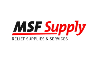 MSF Supply Logo