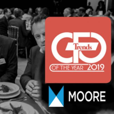 Trends CFO of the year 2019