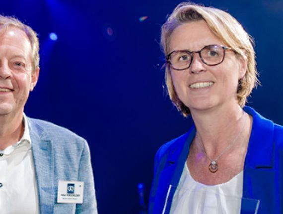Catherine Vandenborre is Trends CFO of the Year 2019